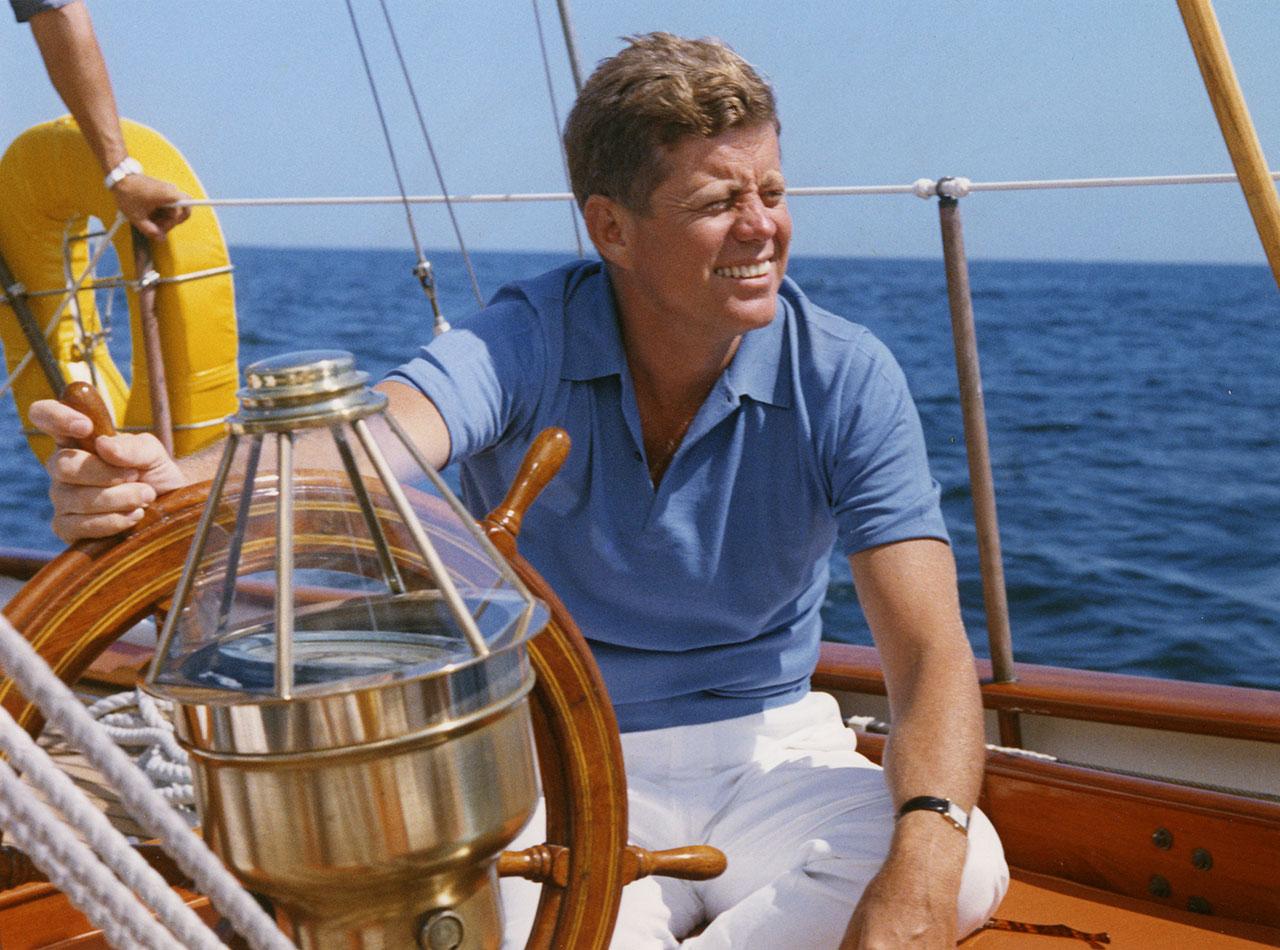 jfk-sailing