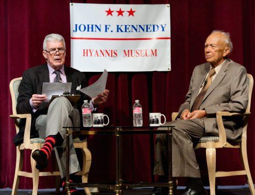 JFK Museum hosts Dr. Sergei Khrushchev