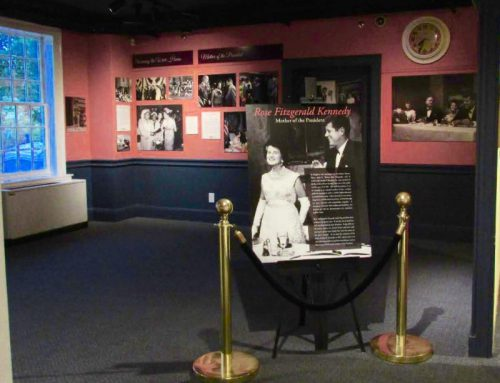 Special Exhibit 2016: Rose Fitzgerald Kennedy, Mother of a President