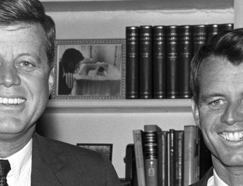 Special Exhibit 2015: Jack and Bobby Kennedy, Brothers First