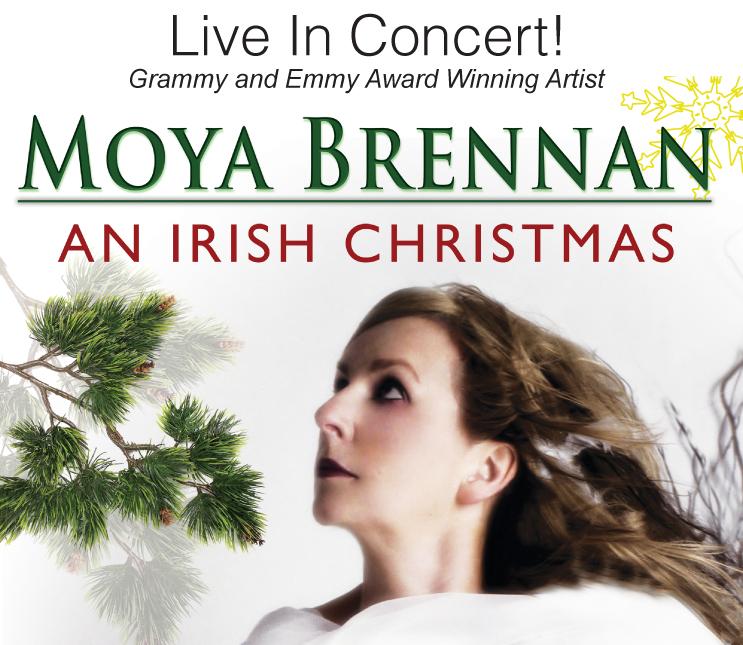 Irish Christmas With Moya Brennan At The Cultural Center