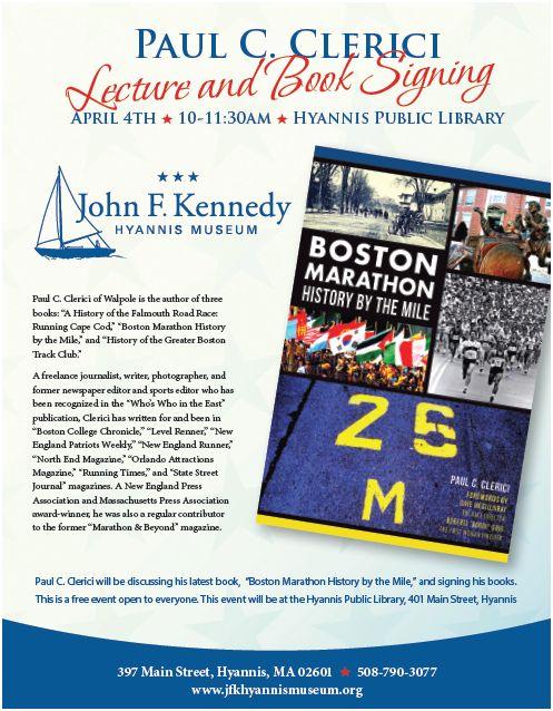 BostonMarathonBookSigning