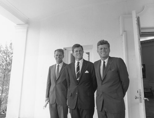 "Edward Moore ""Ted"" Kennedy"
