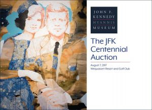 John F. Kennedy Centennial Auctioon Catalog 2017