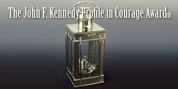 JFK Profile in Courage Award