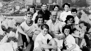 Kennedy Family Photo