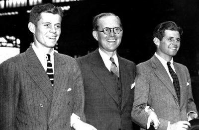 Joseph P. Kennedy III and sons