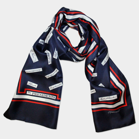 PresidentialScarfProductView