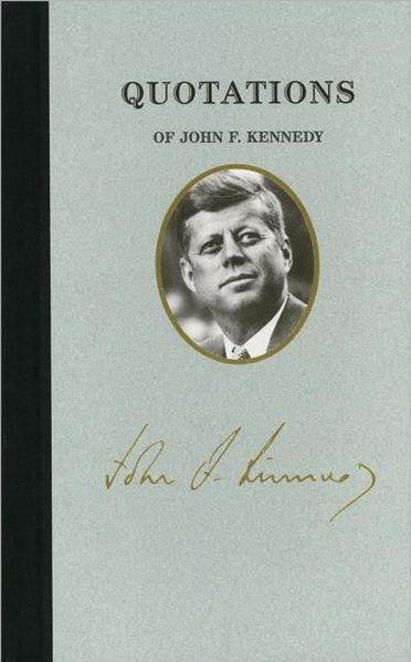 Quotations- of JFK Book