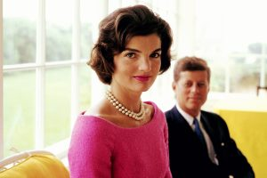 Jacqueline Kennedy and John F. Kennedy at Hyannis Port 1959