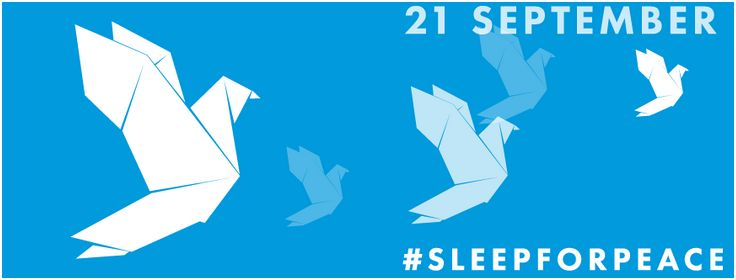 SleepforPeace2016