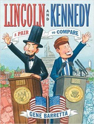 LincolnandKennedyAPairtoCompare