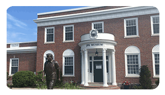 visit cape cod's most popular museum - JFK Hyannis Museum