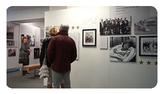 Our exhibits include multi media displays of John F. Kennedy, Kennedy Family and their Cape Cod Summers