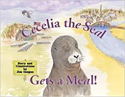 Cecelia the Seal Gets a Meal