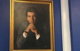 JFK Jr. Exhibit at JFK Hyannis Museum